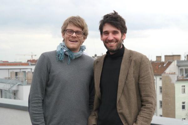 DIe Voice Republic Gründer - Patrick Frank und Ole Kretschmann