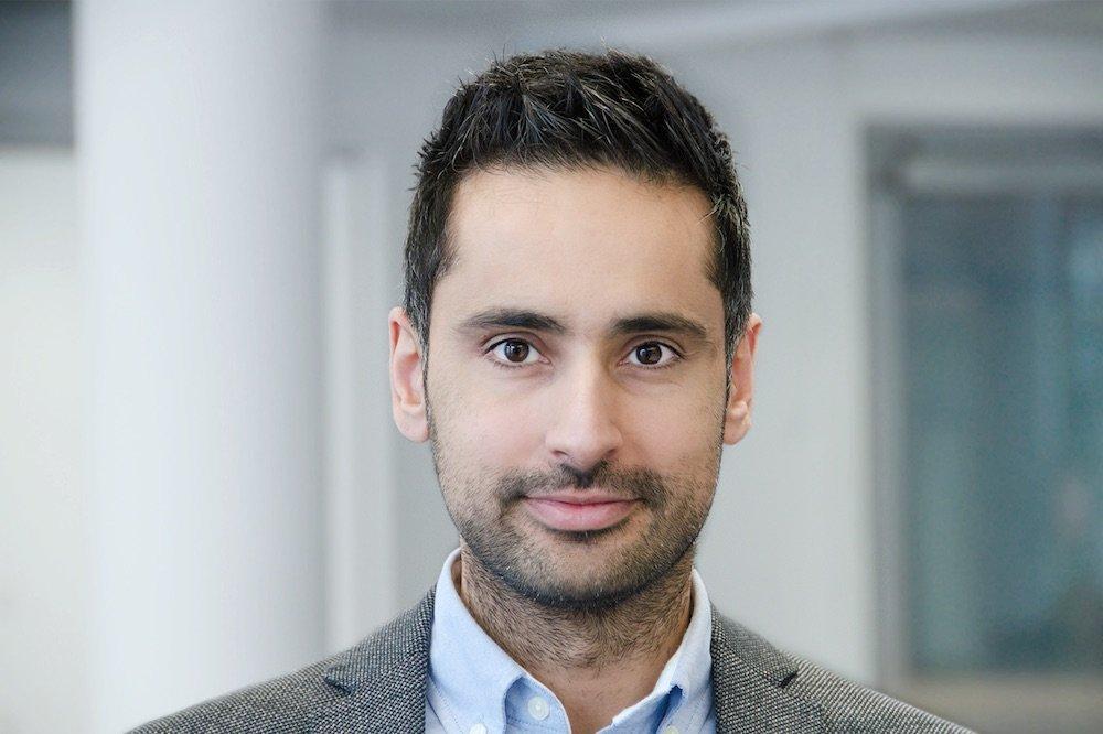 Gründer und CMO von absence.io: Nikbin Rohany