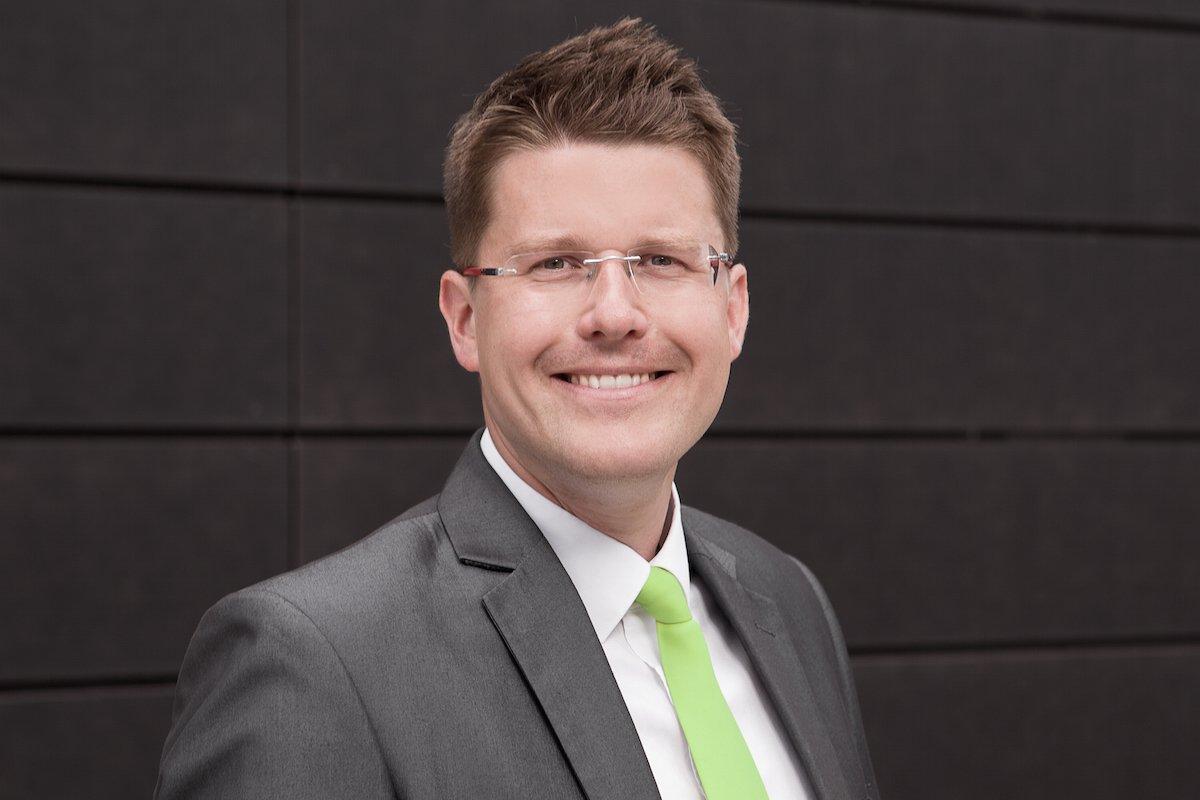 Pendix Geschäftsführer Thomas Herzog