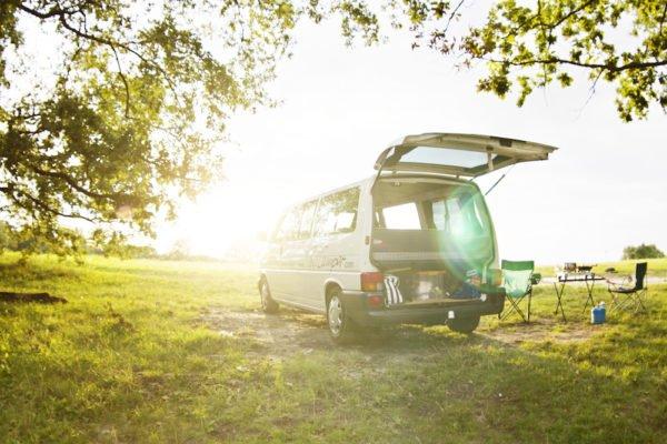Bild eines Campers Foto: Wiebke Dzung
