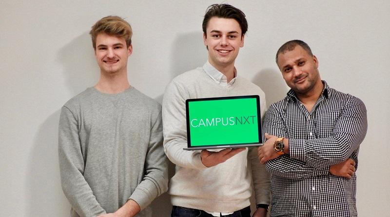 CampusNXT Gründer